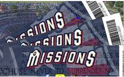 Mission Tickets – Eagle Baseball Fundraiser!!