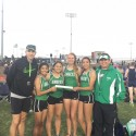 1ST PLACE MILE RELAY
