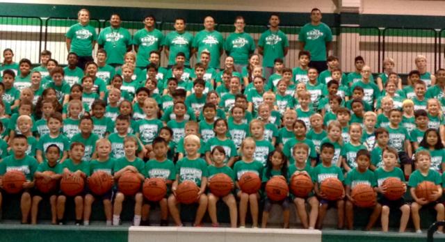 Summer Eagle Basketball Camp 2017
