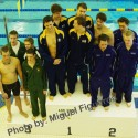12-13 Boys Swim and Dive ~ SEC Conference Championship Finals