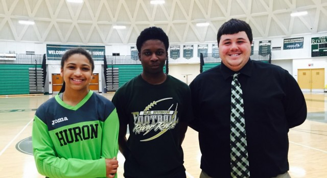 2015 Scholar-Athlete Booster Club Scholarship Drawing Winners