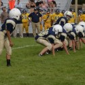 Photos of RL 7 & 8 grade football vs St Joe Upton