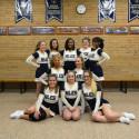 2016-2017 Varsity Sideline Cheer