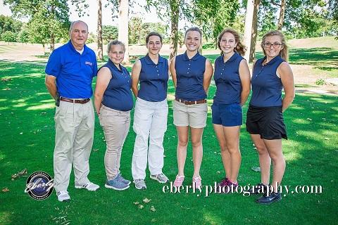 2015-16 Girls Golf