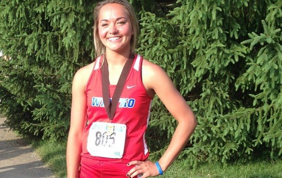 Reed Captures All-State Status in High Jump