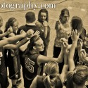 Girls Basketball Sectionals vs. Heritage