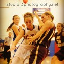 Whitko Girls BBall  vs. Columbia City