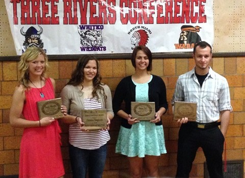 Senior Student-Athletes Earn Conference Awards