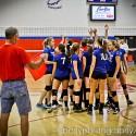 Whitko Varsity Ladies Volleyball vs. Churubusco