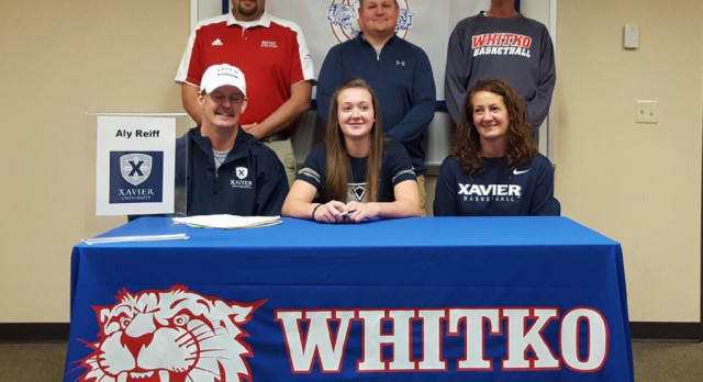 Aly Reiff Signs With Xavier