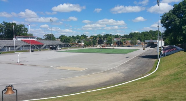 Stadium and Gym Construction