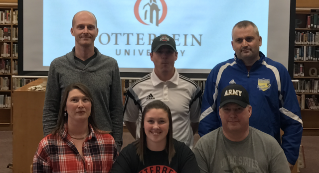 Congrats Katie Moore on continuing her soccer career at Otterbein University