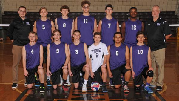 Varsity Boys Volleyball Team