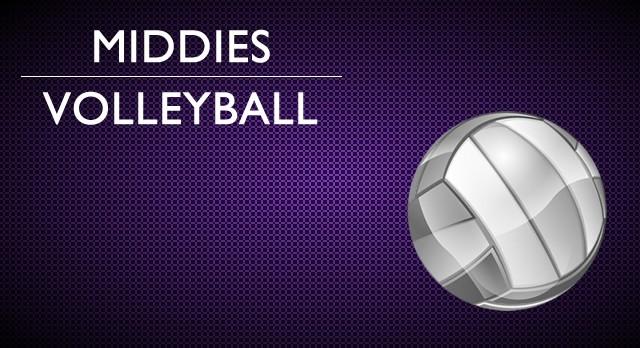 Middie Volleyball
