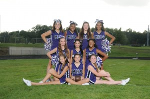 Freshman Cheer Team