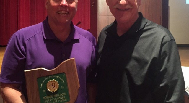 OHSAA Golf Coaches Hall of Fame