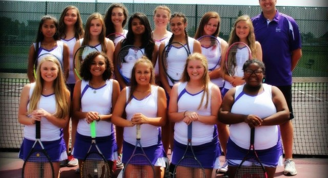 Girls Tennis overcomes adversity, defeats Colerain 3-2