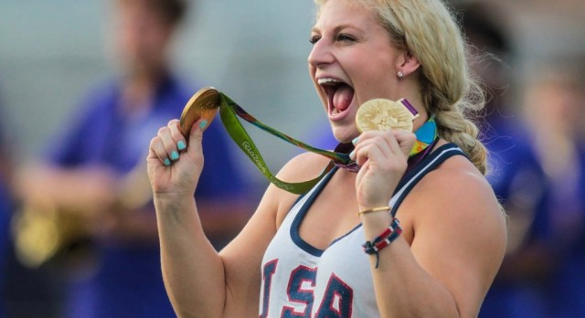 Olympic gold medalist Kayla Harrison to get into MMA