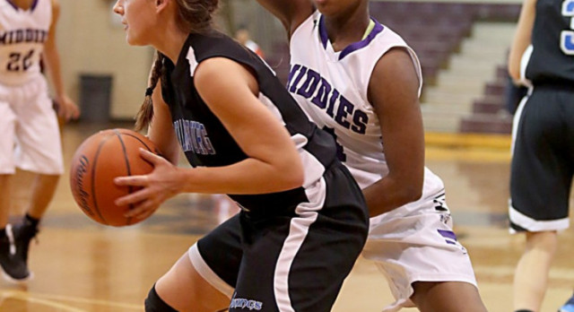 Lady Middies outlast Ross 60-51, focus turns to Princeton