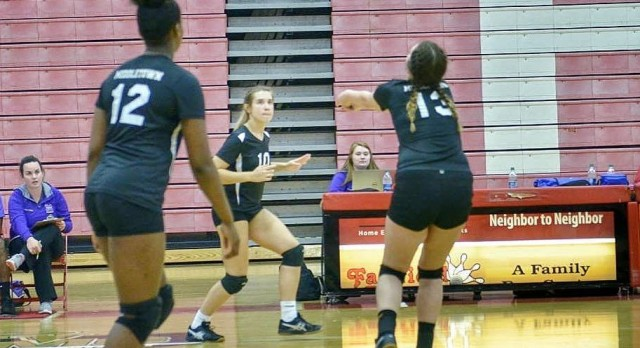 Important MHS & MMS Girls' Volleyball Interest Meeting Tues 3/21 5:30pm @ MHS Cafe