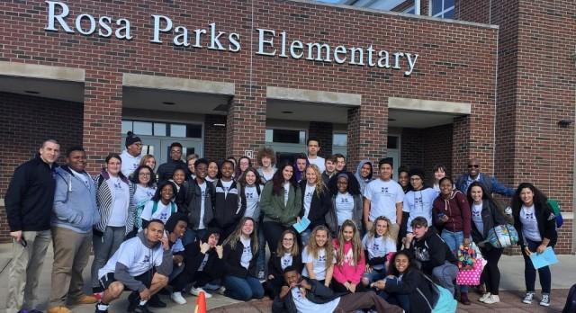 Middie SALT Program Sponsoring YMCA Memberships for Teens; Donate to Help Hit our Goal