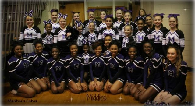 MHS Cheer Hosting Youth Cheerleading Clinic Sat 4/1