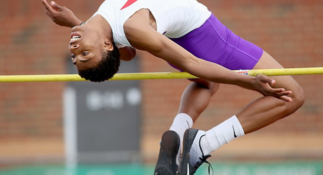 Middies claim fourth at GMC track and field championships