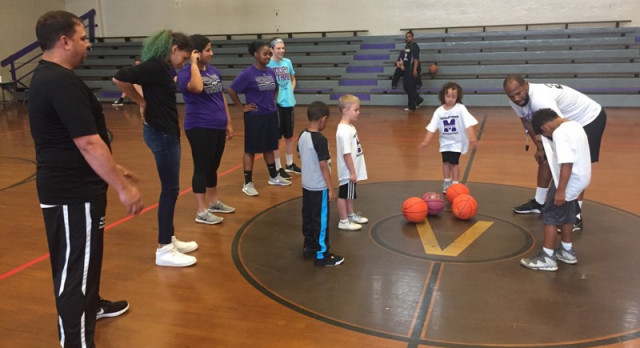 Sports camps keep Middletown students engaged this summer