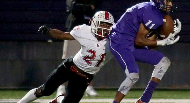 Middies' Thomas scores TD as East rolls over West in All-Star clash