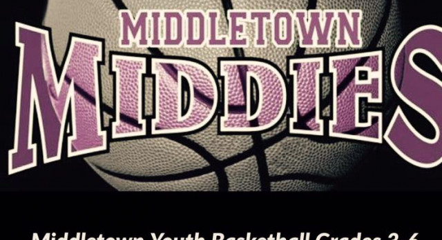 Middie Youth Basketball Registration Now Open (Grades K-6th)
