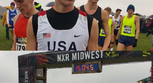 Vote for Conant Smith for National Boys XC Performer of the Week