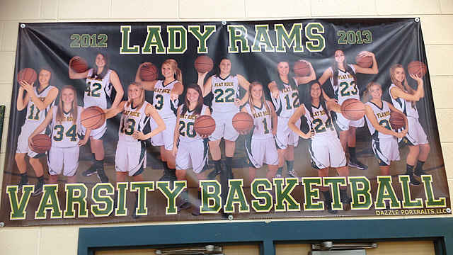 Grosse Ile ends Lady Ram Basketball season