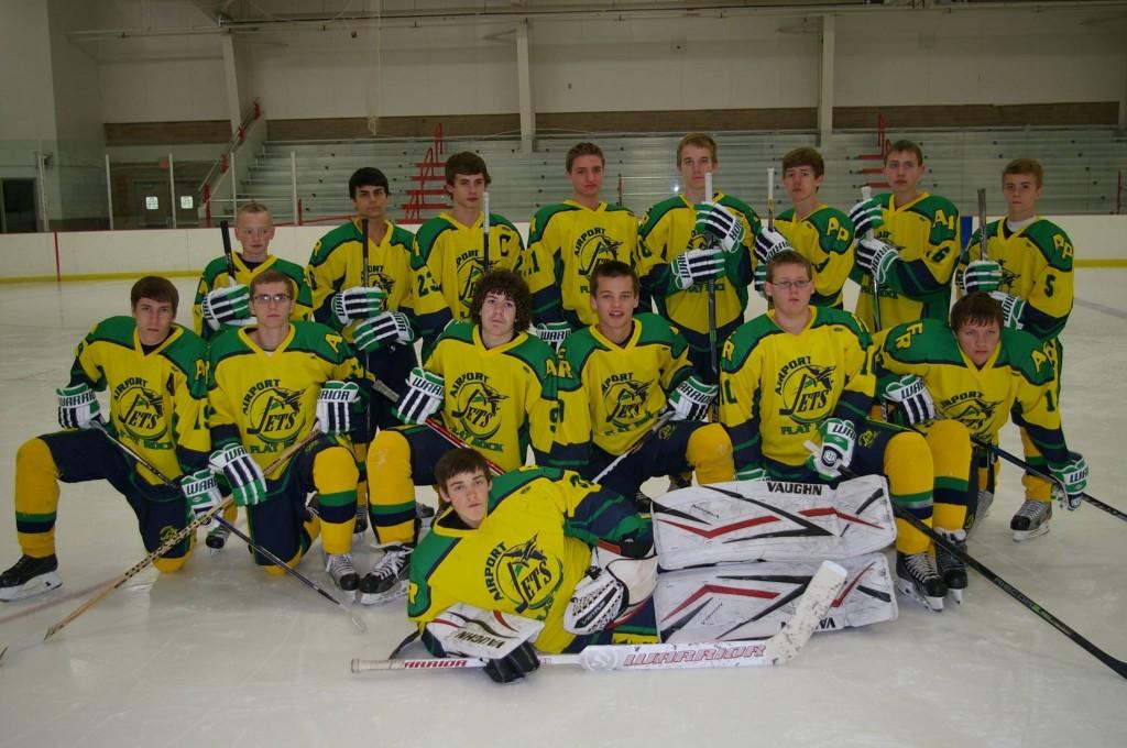 Airport/FR Hockey beats Monroe United