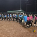 Lady Rams Softball benefit game vs Divine Child & Senior night 5-16-2015