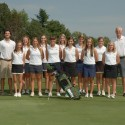 2012 Girls Golf