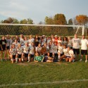 2013 Lady Irish Soccer Team