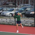 2014 Girls Tennis vs Center Grove