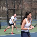 2014 Girls Tennis Player/Parent Tourney/04-12-14