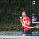 2014 GIRLS TENNIS SMASHCANCER VS WESTFIELD 05-13
