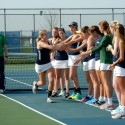 2015 Girls Tennis @ HSE