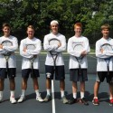 2015 Boys Tennis Seniors