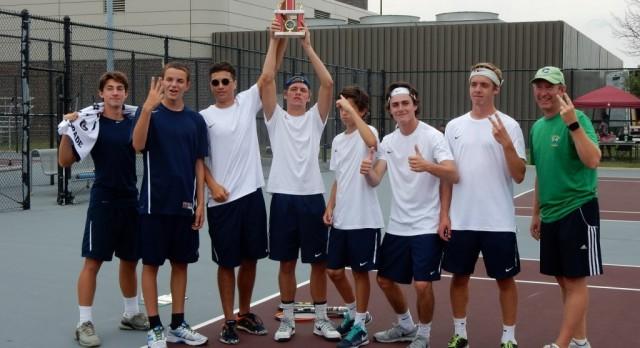 Boys Tennis – Season Wrap-up