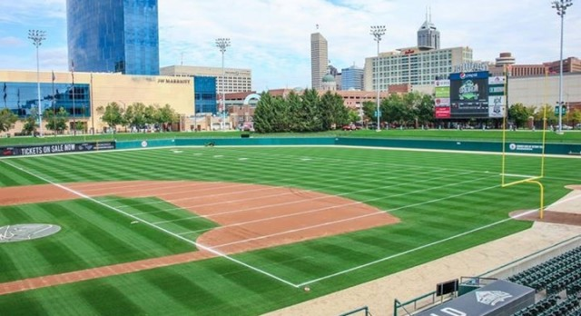 Victory Field Football Layout