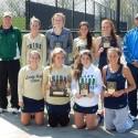 2016 Lady Irish Tennis at Crawfordsville Invite
