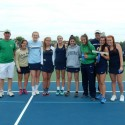 2016 Lady Irish Tennis win Semi-State