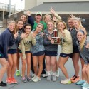 2016 JV Girls Tennis wins Lawrence Central Invitational