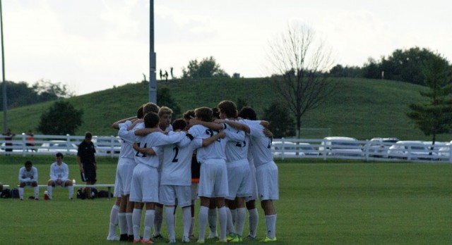 Cathedral Men's Soccer Start Season with Draw, Win