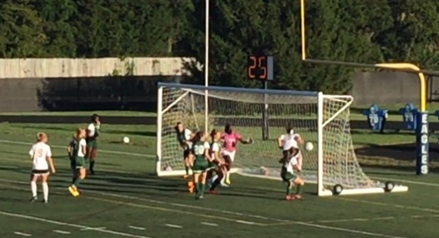 Lady Irish advance to City Finals