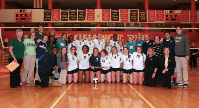Girls Volleyball – Season Wrap-up