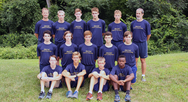 Boys Cross Country – Season Wrap-up